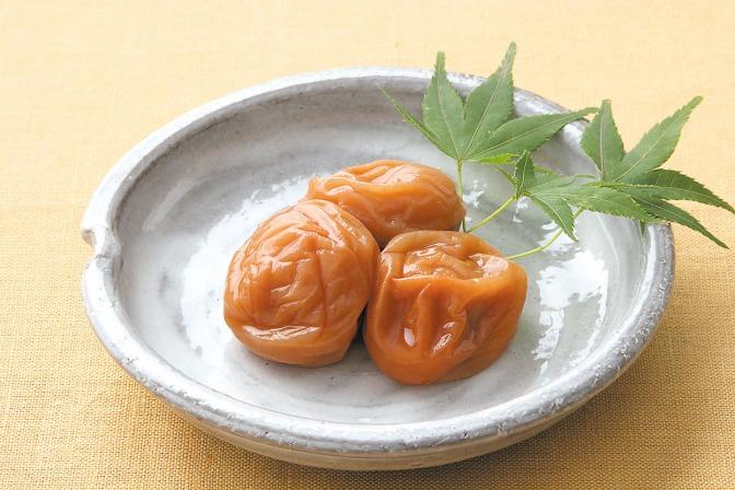 Umeboshi (梅干)