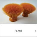 Pahmi Hair for Japanese Cosmetic Brushes