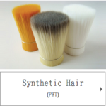 Synthetic Hair for Japanese Cosmetic Brushes