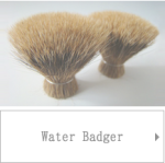 Water Badger Hair for Japanese Cosmetic Brushes